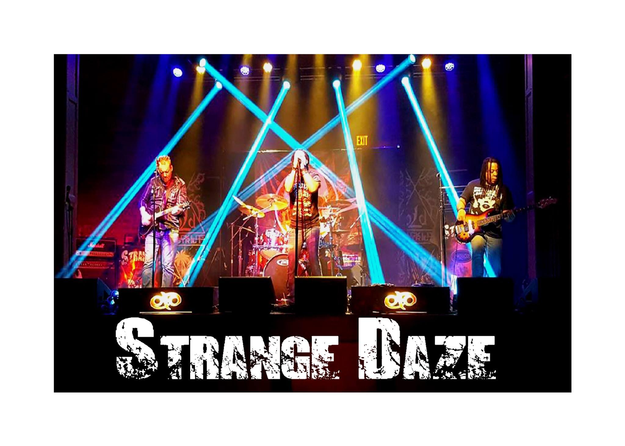 Strange Daze Band